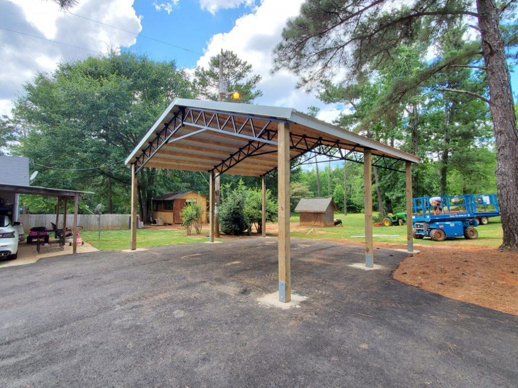 Pole Barn Kits in Punta Rassa, FL